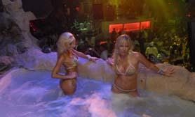Bulldog Club disco Cancun