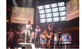 Cancun Bulldog Club disco