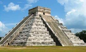 Cancun Chichen Itza