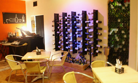 Cancun El Rincon del Vino winebar