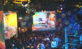 Cancun Mambo Cafe nightclub disco