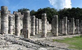 Cancun Mayan Ruins Chichen Itza