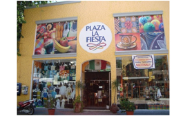 Cancun Plaza la Fiesta