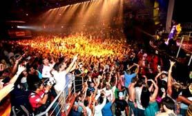 Cancun The City nightclub disco