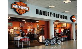 Harley Davidson store cancun