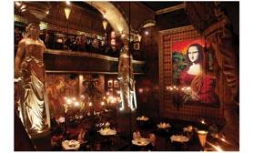 La Madonna restaurant cancun