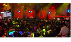 Mandala Club Disco Cancun