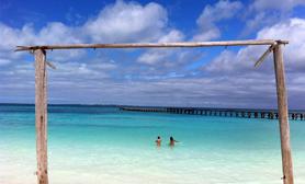 Playa Caracol Snail Beach