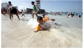 Playa Pez Volador Cancun