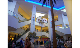 Plaza las Americas cancun
