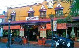 Restaurant La Parrilla Cancun