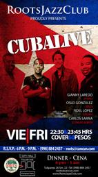 Roots Jazz Bar Club Cancun